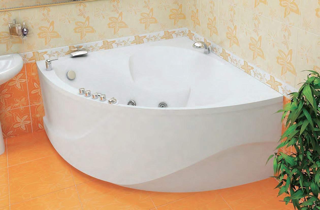 Акриловые ванны тритон картинки